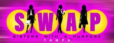 S.W.A.P. Sisters With A Purpose Tampa Bay logo