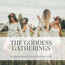 The Goddess Gatherings logo
