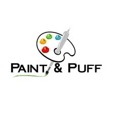 Paint & Puff  logo