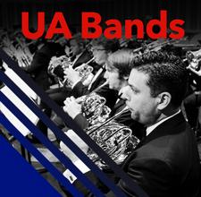 University of Arizona Bands logo