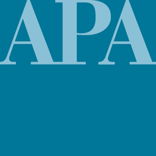 National Capital Area Chapter of the American Planning Association logo