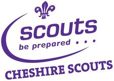 Cheshire Scouts logo