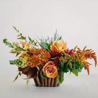 Floral Workshop - Thanksgiving Centerpiece