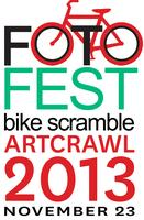 FotoFest Bike Scramble at the ArtCrawl 2013