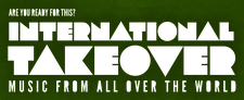 INTERNATIONAL TAKEOVER logo
