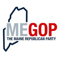 Maine Republican Party logo