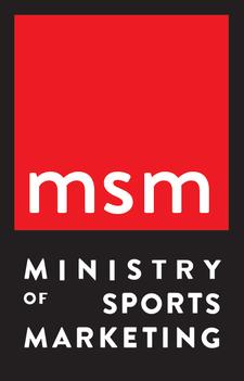 Ministry of Sports Marketing logo