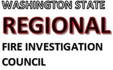 Washington State Regional Fire Investigation Council  logo