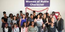 Women of Noble Character logo
