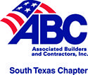 ABC-South Texas Chapter logo