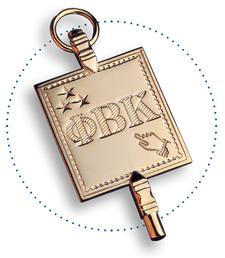 The Phi Beta Kappa Society logo