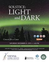 """Solstice: Light And Dark"" In Partnership With The..."