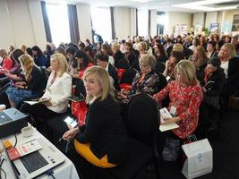 WIN - Women's Inspire Network National Event - Self Care in Business