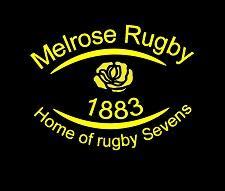 Melrose Rugby Club logo