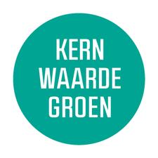 Kernwaarde Groen logo