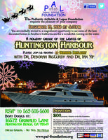 A Holiday Cruise of the lights of Huntington Harbour