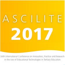 ASCILITE 2017 logo