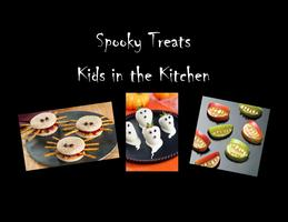 Hy-Vee Savage: Spooky Treats Kids in the Kitchen...