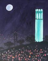 Pa'ina Paint Club - Coit Tower Evening