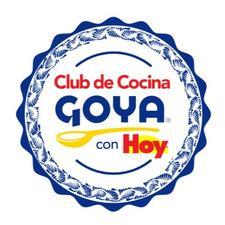 GOYA FOODS Club de Cocina Goya logo