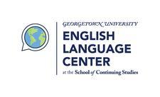 Georgetown University - School of Continuing Studies English Language Center~ Special Programs logo