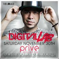 PRIVÉ Saturdays Presents :: Digital Lab :: Saturday...