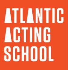 Atlantic Acting School logo
