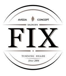 FIX Salon Spa logo