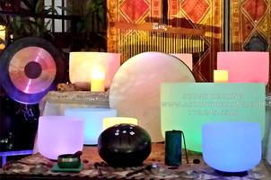 New Moon Intentions and Chakra Balancing Ceremony