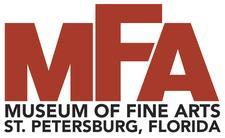 Museum of Fine Arts, St Petersburg logo