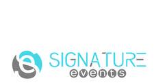 Signature Events logo