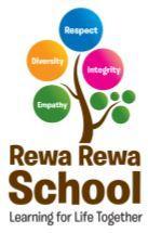 Rewa Rewa School logo