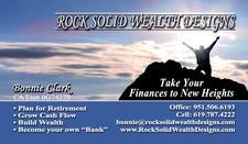Rock Solid Wealth Designs logo