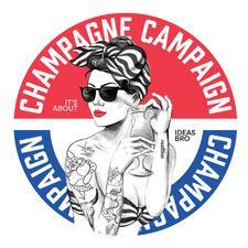 CHAMPAGNE  CAMPAIGN logo