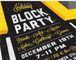 Holiday Block Party