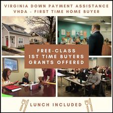 Virginia Grants for Home Buyers (VHDA) logo