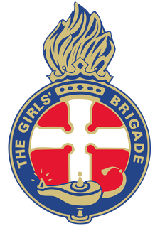 Girls' Brigade New Zealand logo