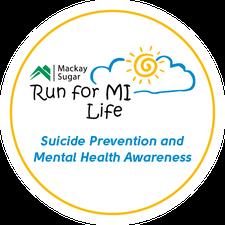 Run For MI Life Brisbane logo