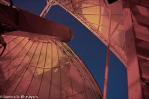 Viewing with the Great Equatorial Telescope
