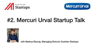 #2. Mercuri Urval Startup Talk