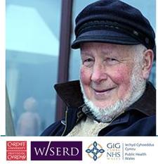 Public Health Wales/Cardiff University/WISERD logo