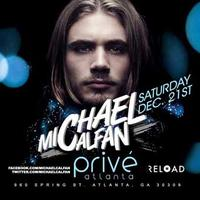PRIVÉ Saturdays Presents :: Michael Calfan :: Saturday...