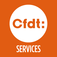 CFDT SERVICES logo