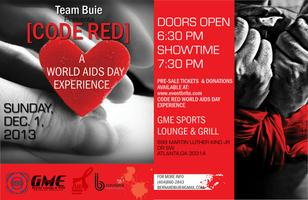 [CODE RED] A World Aids Day Experience