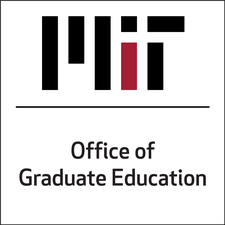 MIT Office of Graduate Education Diversity Initiatives logo