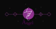 Ángel logo