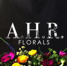 A.H.R. Florals logo