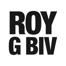 ROY G BIV Gallery logo