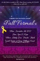Fall Ball Cancer Prevention Benefit