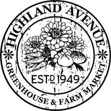 Highland Avenue Greenhouse and Farm Market logo